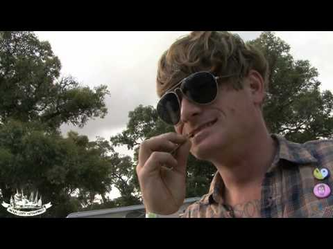 Thee Oh Sees   Camping Video   Meredith Music Festival 2009   Rock City Networks