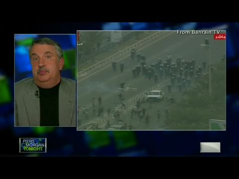 CNN: Friedman predicts more unrest in Mideast