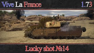 War Thunder || Lucky shot №14: Маслина поймана