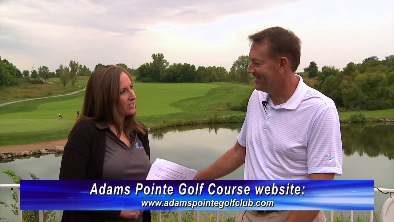 Along the path ep3 adams pointe golf course youtube for Gardner golf course