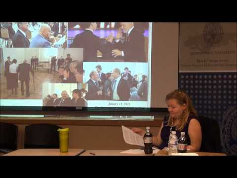 Law and Mass Media in Russia with Natalia Rostova