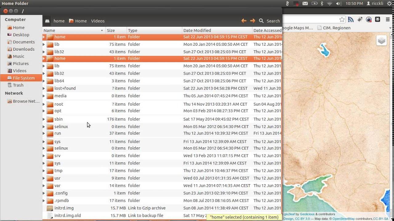 webmap creation in open source GIS QGIS