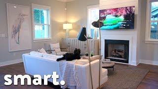 Easiest Smart Home Tech Setup? (Tour)