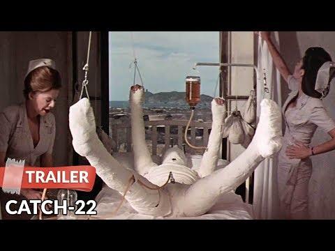 Catch-22 1970 Trailer | Alan Arkin