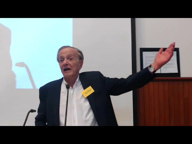 John Polanyi's keynote speech at the How to Save the World in a Hurry forum