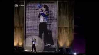Michael Jackson: Blood On The Dancefloor World Tour