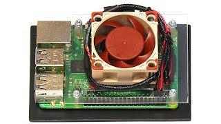 Raspberry Pi 3 B+ Extreme Cooling