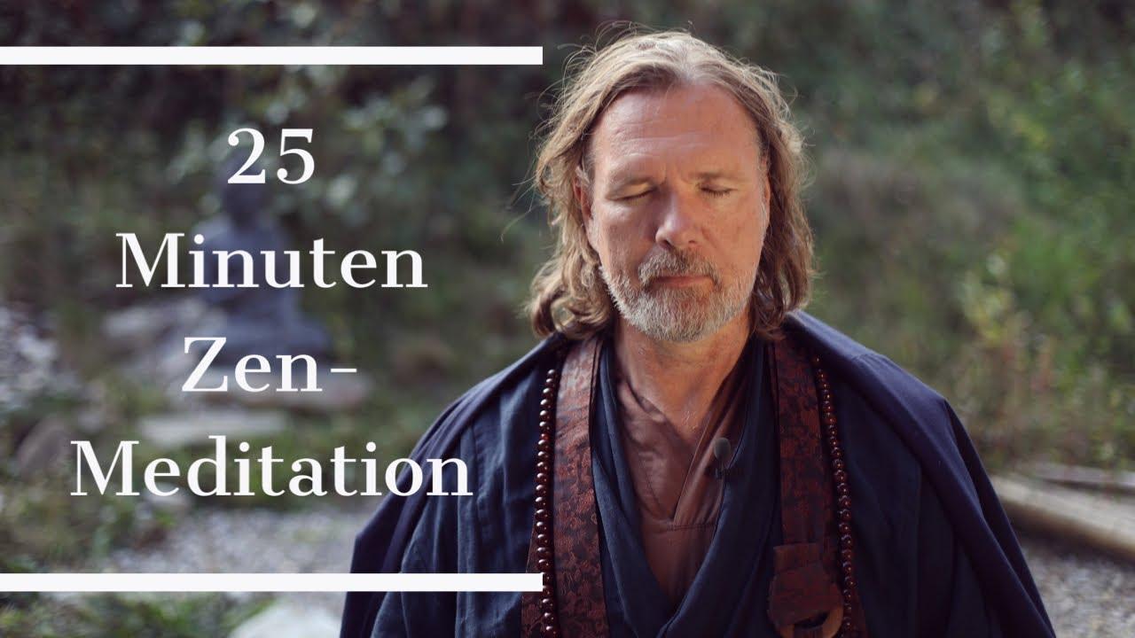 Zazen für Anfänger - Anleitung für Zen Meditation