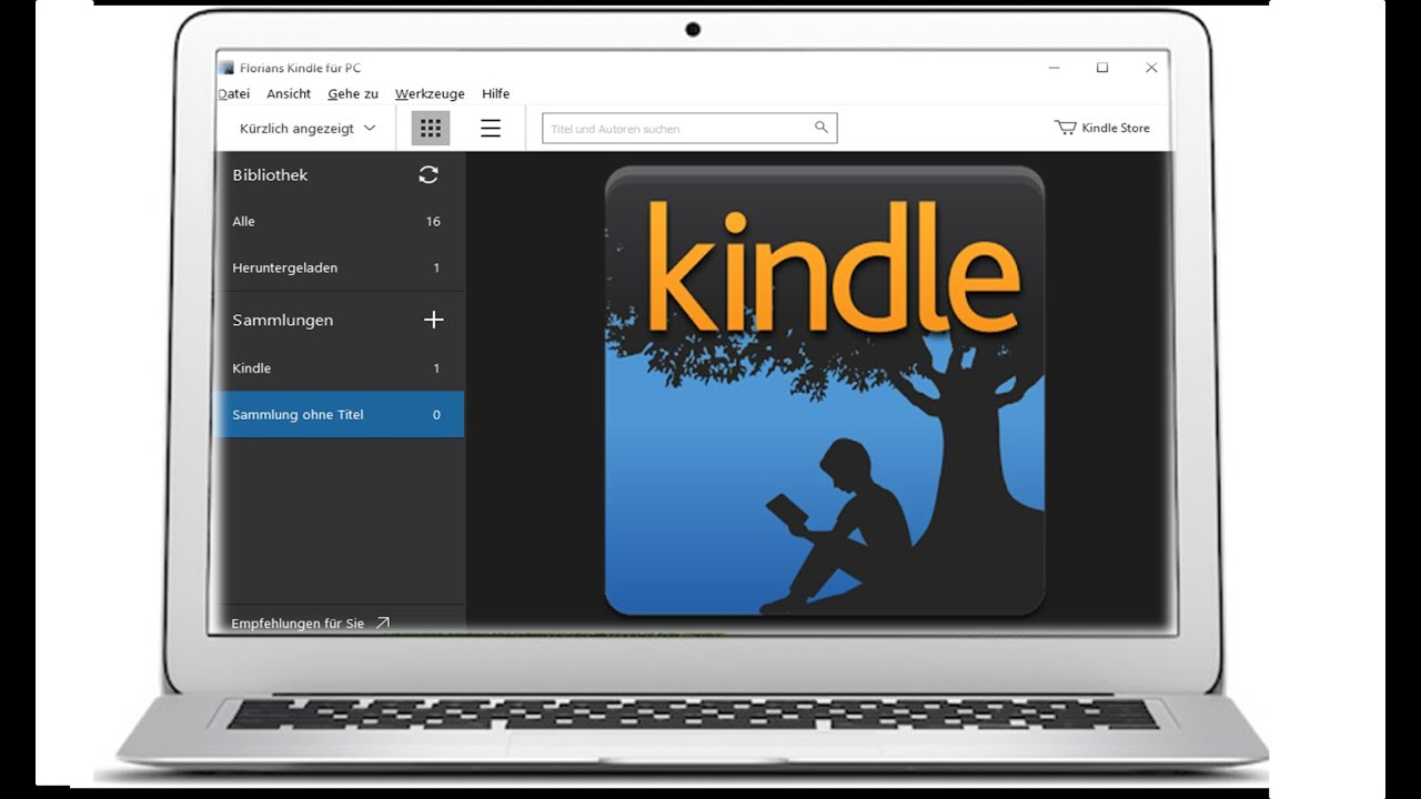 Book From Kindle App To Computer