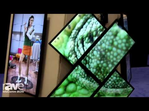 InfoComm 2015: BTX Technologies Demonstrates Userful Video Wall Solution