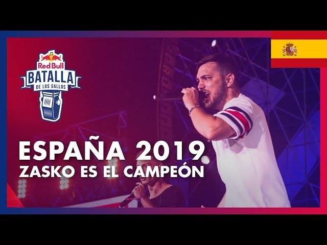 Final Nacional España 2019 | Red Bull Batalla de los Gallos