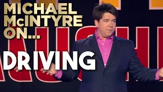 Compilation Of Michael's Best Jokes About Driving | Michael McIntyre