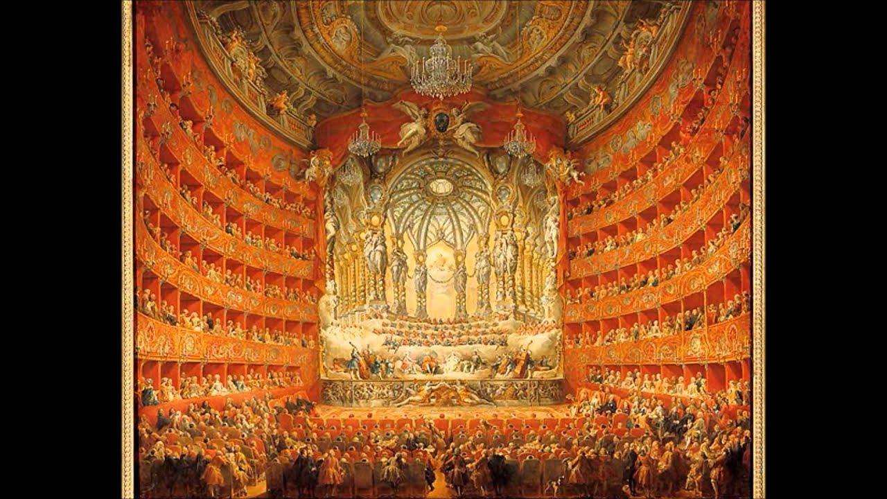 Musica classica vita di alessandro scarlatti da for Musica classica