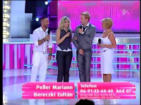 Peller Mariann és Bereczki Zoltán -- Kerek egész (Bereczki Zoltán)-Nagy duett döntő+Zsűri