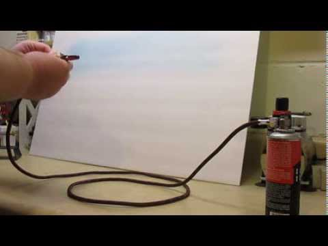 Preval vFan Airbrush 18-Piece Complete Kit