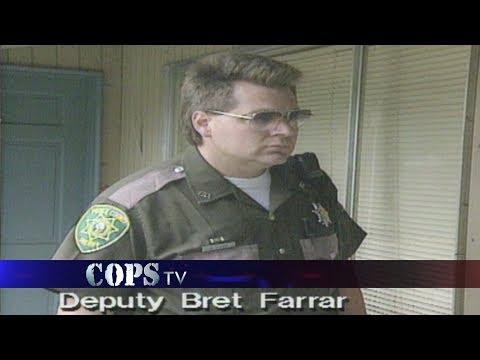 Deputies Cassio and Farrar, Pierce County Sheriff's Department, COPS TV SHOW