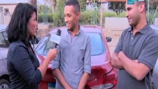المتوحشة - سارة فؤاد  تسأل الناس في الشارع : بتؤمن بالسحر أو الأعمال؟  مسخرة السنين