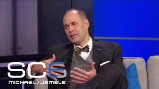 Ernie Johnson Full Interview | SC6 | April 5, 2017