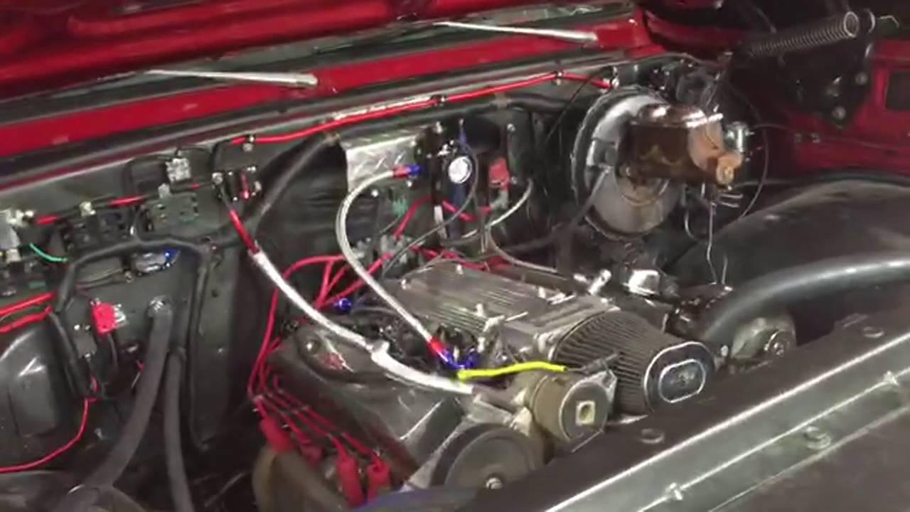 1974 Chevy k5 blazer!! - YouTube