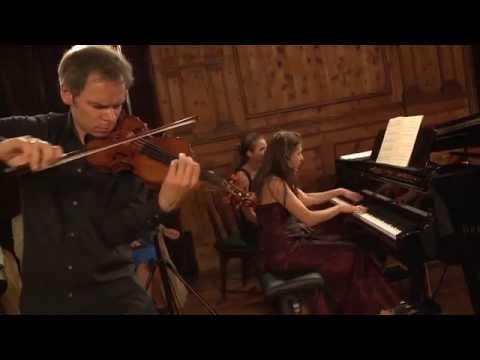 Benjamin Schmid spielt Bach, Frank, Kreisler, Liszt, Kroll Regie Lothar Riedl
