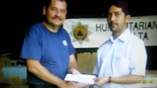 Ahmadiyya Malta donated for Libya
