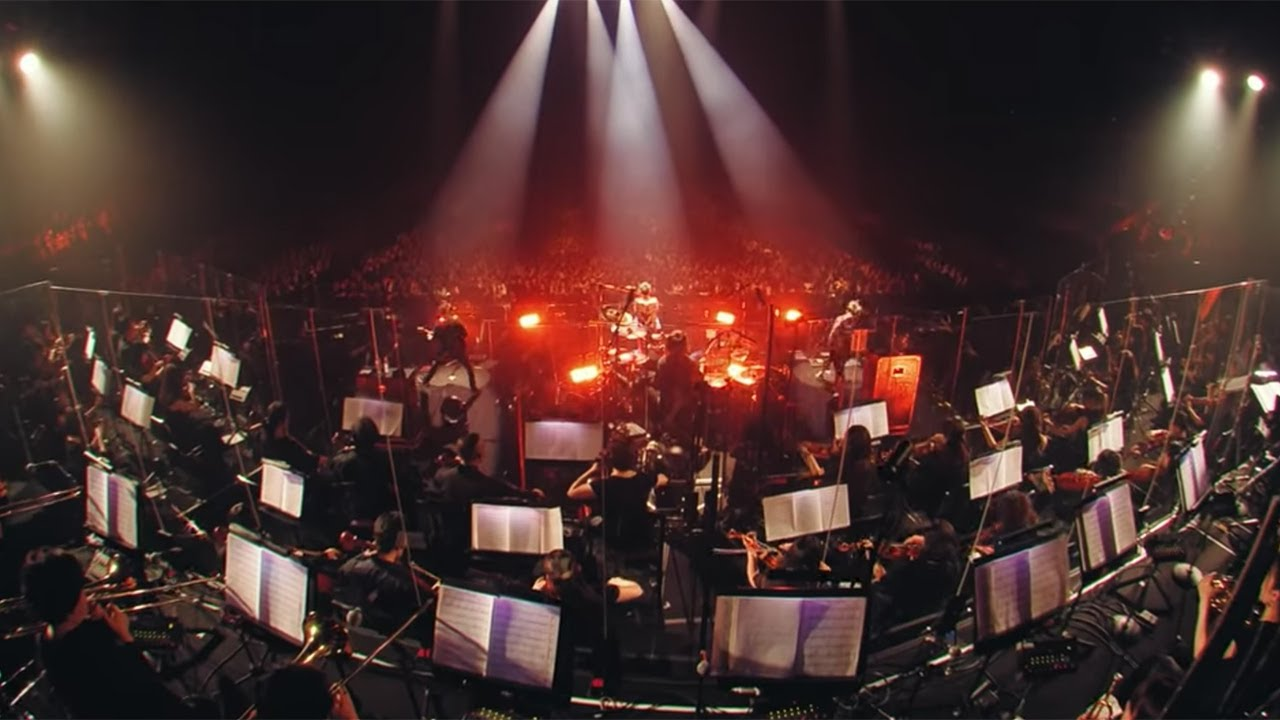 One Ok Rock I Was King Official Video From Orchestra Japan Tour Youtube