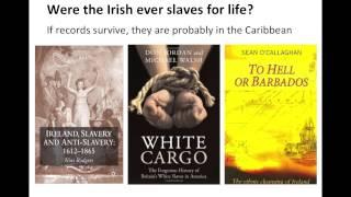 Ireland & the Slave Trade