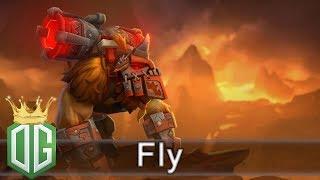 Fly Earthshaker Gameplay - 10 | 10 | 27 - Ranked Match - Team playe...