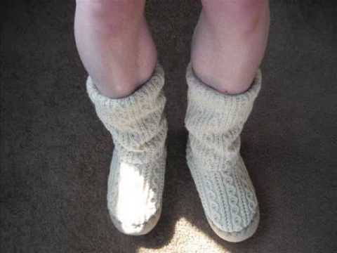 Old Navy Slipper Boots