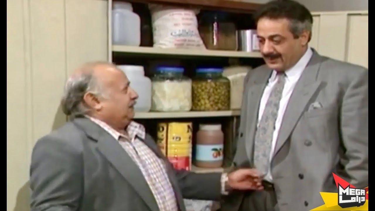 المدير كمش ابو زهير متلبس والخزانه مليانه رشاوي شوفو شو عمل - يوميات مدير عام