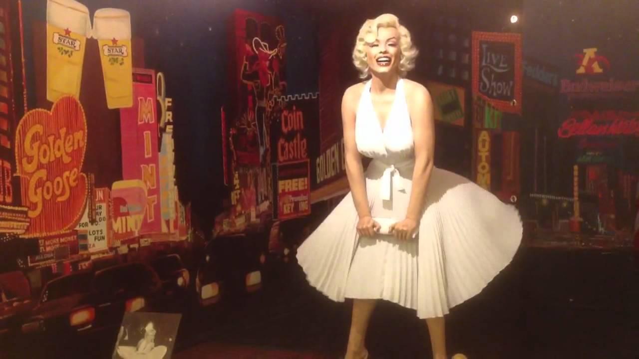 Amsterdam Sex Museum Marilyn Monroe  YouTube