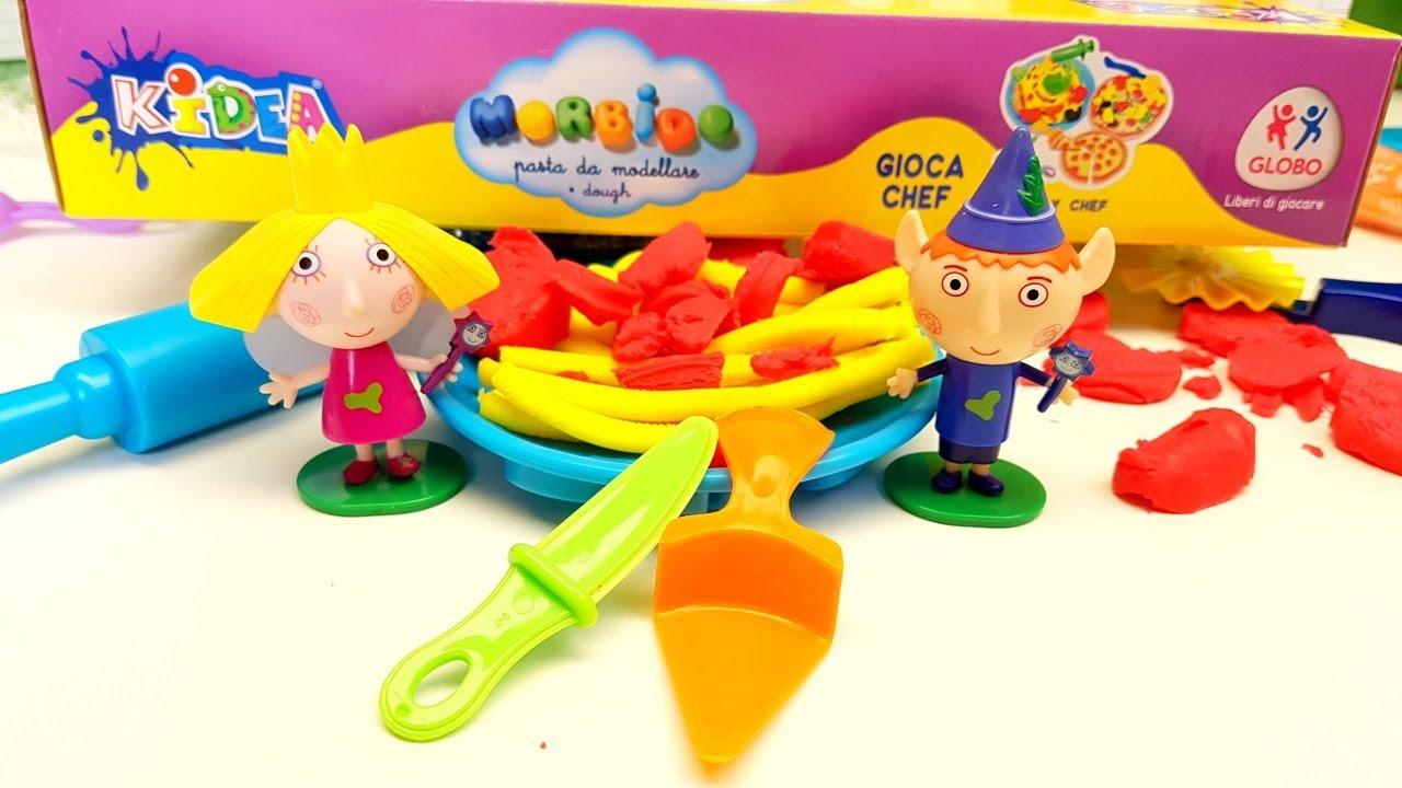 Gioca con Ben e Holly con Play-Dog cucina, storie per i bimbi 🧒