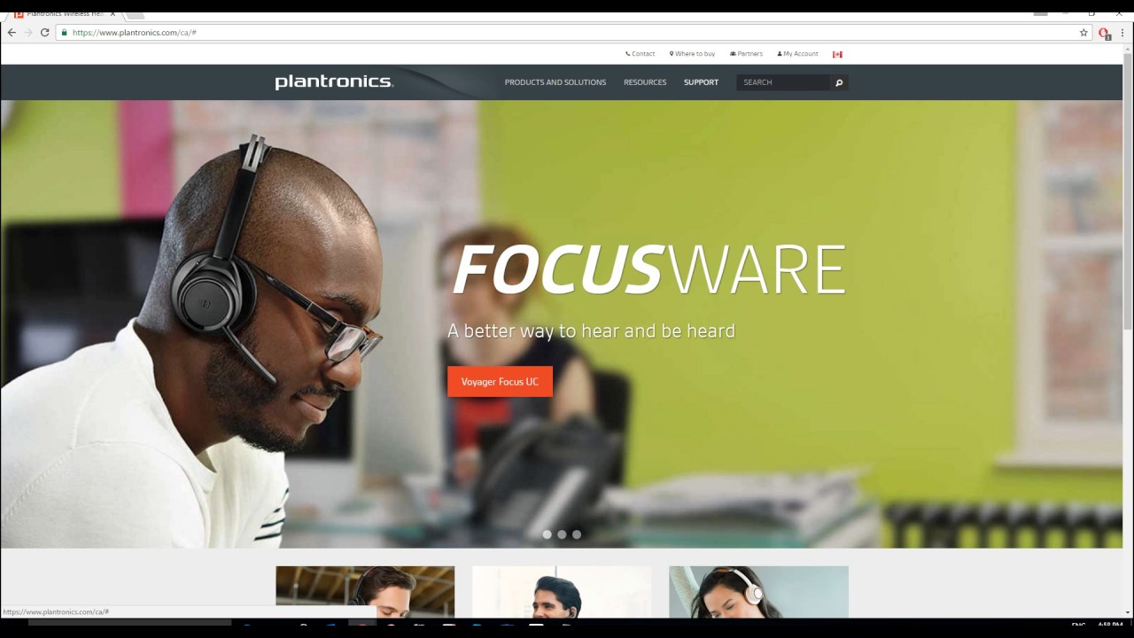 plt headset firmware update tutorial