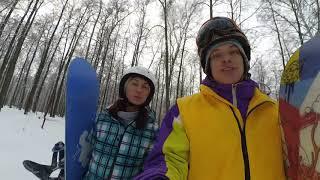 Обучение сноуборду и горным лыжам в Казани XFREEDOM ______YDXJ1098