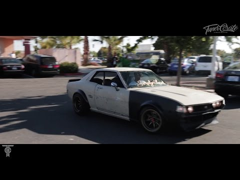 1976 TOYOTA CELICA GT IS SO DAMN LOUD