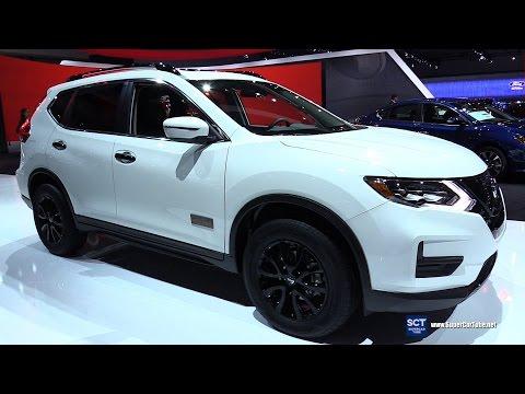 2017 Nissan Rogue One Star Wars Limited Edition - Exterior, Interior Walkaround - 2016 LA Auto Show