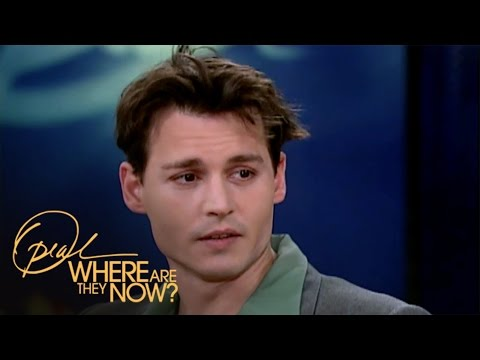 """Johnny Depp on His Unusual Childhood: """"My Mom Liked to Move A Lot"""" 