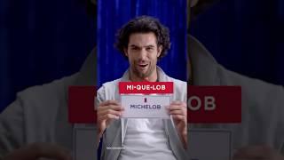 Se escribe Michelob, se dice Mi-que-lob