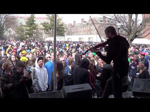 00048  1 Dixons Violin at Monroe Street Fair in Ann Arbor MI 2013