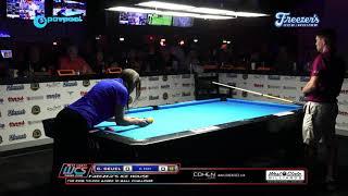 #3 - Corey DEUEL vs Eklent KACI - The 2018 Freezer's Icehouse 10-Ball Challenge!