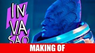 Vídeo - Making Of – Invasão