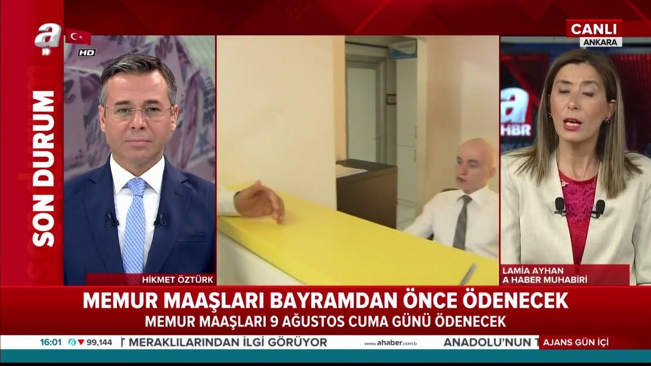 Başkan Erdoğan'dan memurlara müjde! Memur maaşları bayram öncesi ödenecek ile ilgili görsel sonucu