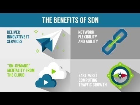 What and Where are the Benefits of SDN