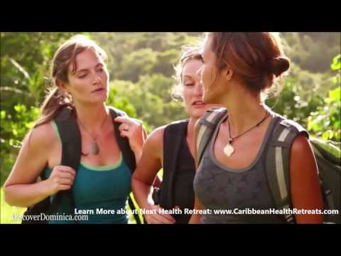 Dominica Natural Island of the Caribbean Health Wellness Retreat & Workshop & Seminars