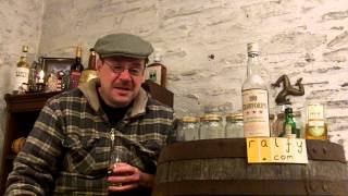 whisky review 313 - Crawfords 3 Star