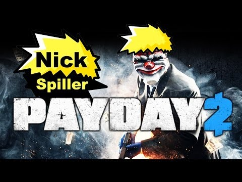 Norsk lets play - Nick spiller Payday 2