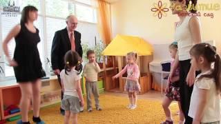 Английский язык в детском саду: Джон Гордон - английский язык во 2-й младшей группе детского сада