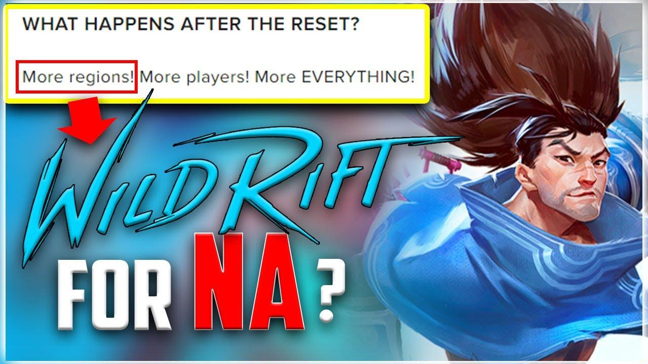Wild Rift NA Release Update | Dave Talk