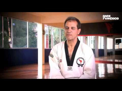 Leyendas del Deporte Mexicano  Oscar Mendiola, el primer taekwondoín mexicano