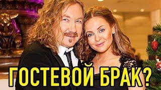 Проскурякова и Николаев скрывают гостевой брак